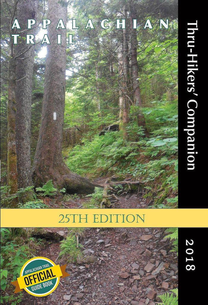 Official Guide of the Appalachian Trail