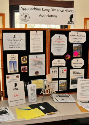 ALDHA exhibit