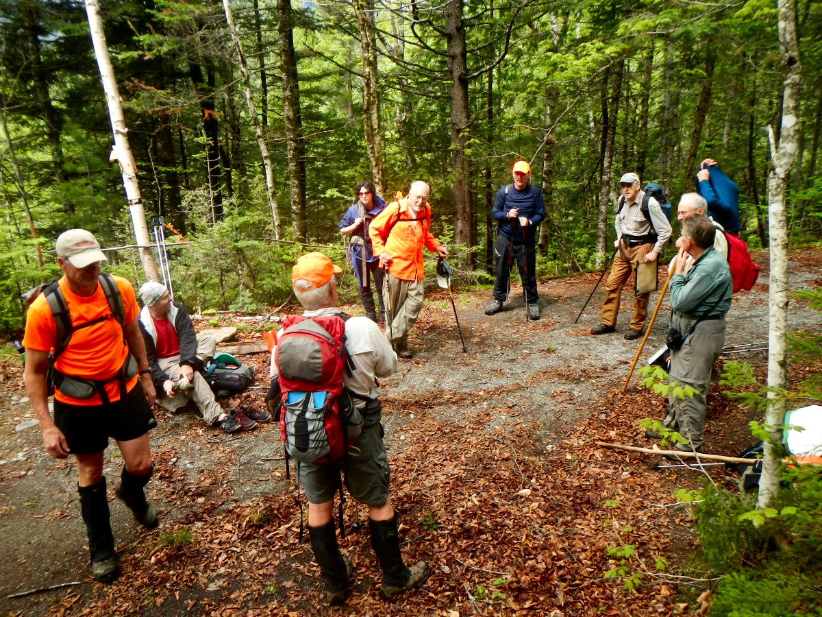 SAR team in Maine