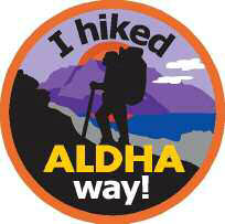 I Hiked ALDHA Way