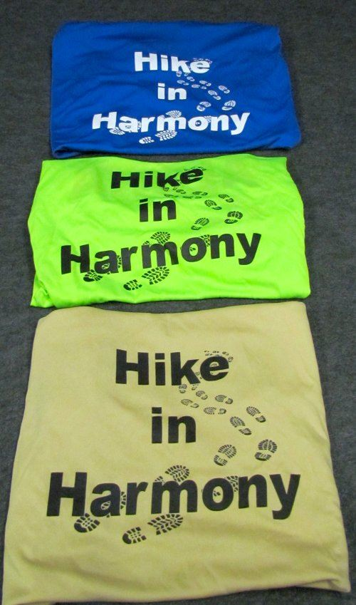 Hike In Harmony T-Shirts
